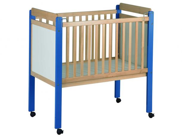 lit cr che barriere mobile 100 x 50 a barreaux acodis. Black Bedroom Furniture Sets. Home Design Ideas