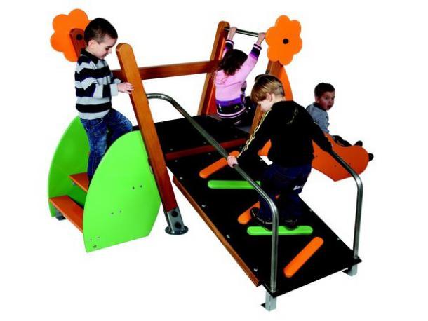 structure mini 39 pouss grimpette 18mois 5ans acodis devis structures pour aires de jeux enfants. Black Bedroom Furniture Sets. Home Design Ideas