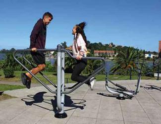 fitness barre paralleles