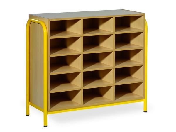 armoire 15 cases acodis devis meubles de rangement pour. Black Bedroom Furniture Sets. Home Design Ideas