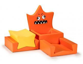les ptis monstres module 3 orange/jaune