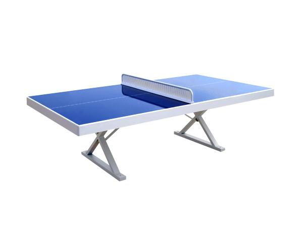 Table de ping pong en resine 55mm acodis devis table - Table de ping pong exterieur pour collectivite ...