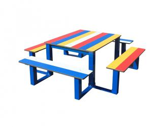 table carre marie