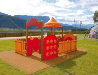 cabane jeux enfants