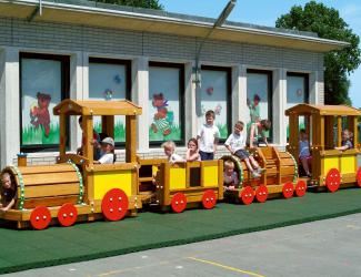 train eliott - complet - 3/6 ans