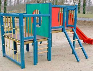 plate-formes lecorsaire - 2/7 ans - bois - gl poly