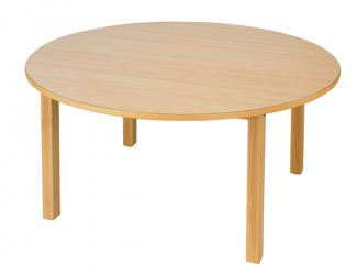 table titi ronde 4 pieds ø1200 mm - 3 tailles