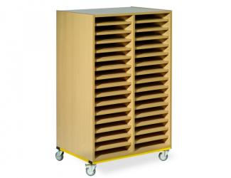 armoire 32 cases