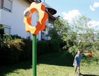 attrape ballon flora - 1-12 ans
