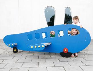 avion alpha gp50 plastique recycle govaplast 1/12 ans