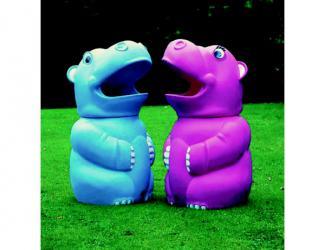 corbeille hippo