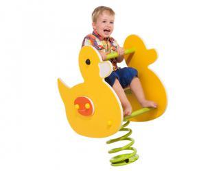 """jeu sur ressort """"duck"""" - 3/8 ans"""