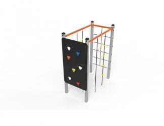 """jeu à grimper en acier """"pool 2"""" 3/14 ans"""