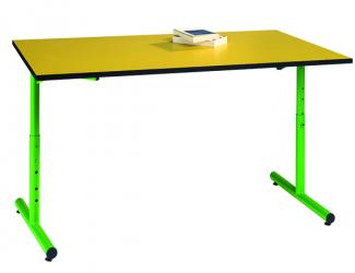 table roma reglable 2 places