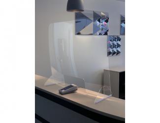 vitre de protection mobile - 605x805x275 mm