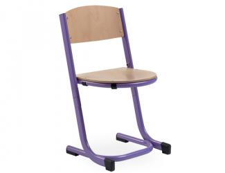 chaise irene maternelle reglable