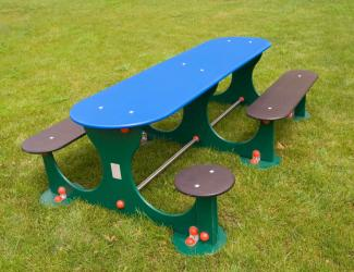 table picnic pour tous - 8 pl- pmr