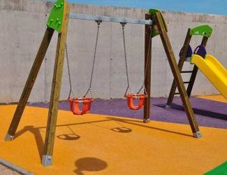 balancoire swing - 1/3 ans
