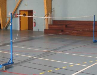 filet pour badminton