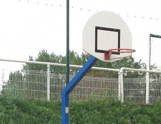 basket de rue 1.20m a sceller (la paire)