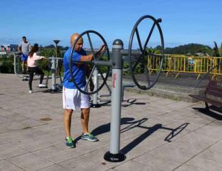 fitness gouvernail
