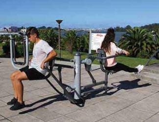 fitness entrainement du torse