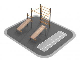 module street 30 m²