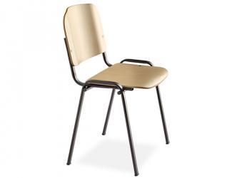 chaise bora bois empilable