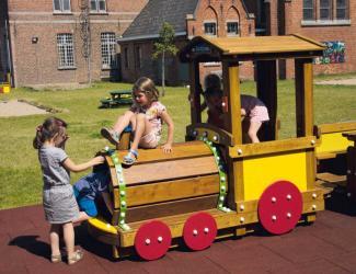 train eliott - locomotive - 2/8 ans