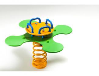 jeu ressort trefle - poly - 4 pl 1/12 ans