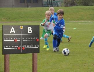 panneau score manuel tous sports et multisports