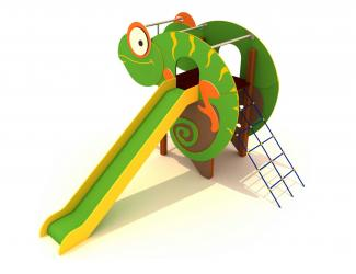 structure cameleon - 3/12 ans