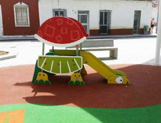 structure tortue - 1/5 ans